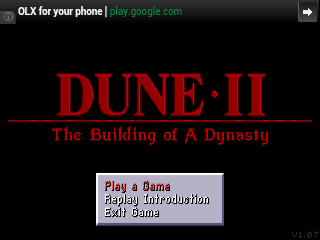 news about the iphone dune 2 on the iphone dune ii fed2k discussion 22758